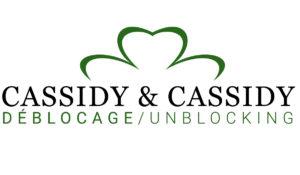 Cassidy & Cassidy Déblocage/Unblocking